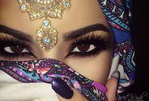 Beautiful eyes .♥