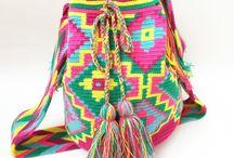Mochila Bag  ( wayuu )       ⚛️