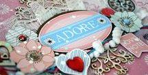 Для влюбленных | Valentine's Day / Все для влюблённых: подарки, открытки, декор и другое