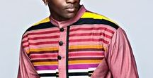 African Fashion for Men / African Fashion for Men: Ankara, Wax Prints, Beautiful Textiles and Style
