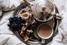 Frühstück im Bett | Breakfast in Bed / Es geht doch nichts über einen Sonntagmorgen mit  Frühstück im Bett - hier habe ich meine Lieblingsrezepte gesammelt!