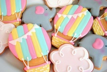 Decorated Sugar Cookies / by Jessica