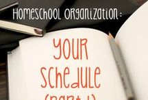 Homeschool_organization / by In All You Do