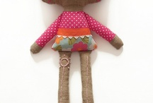 Sewing - Dolls and Soft Toys