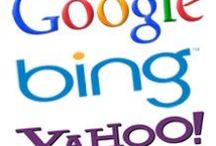 Search Engines / Search Engines - Google, Bing, Yahoo
