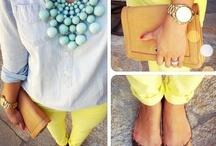 Wardrobe Wish-List / by Haley Lineham