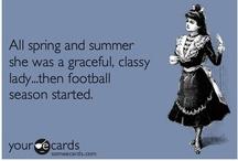 Football ;-) / by Aimee Stryker-Marando