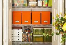 organize / where to put things