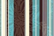 Party Theme ~ Light Blue + Brown + Silver / by Kristi Copez