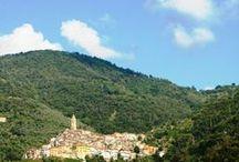 Castelvittorio (IM), Val Nervia, Liguria