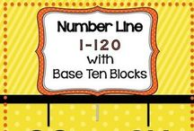 Number Sense / Math including addition, subtraction, and counting for elementary age students!