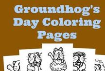 Holidays: Groundhog Day / by In All You Do