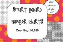 Number Sense and Counting / Counting to 1,200, Counting to 1,000. Place Value, Addition, Subtraction, Multiplication, Division, math facts, numbers lines, number charts, estimation
