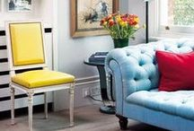 Color Story ~Primaries / #la-z-boy #lazboy / by La-Z-Boy Arizona