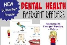 Homeschool: Dental Health Month / Children's Dental Health Month is Februray. Here you can find education tools, crafts and activities to help reinforce dental health! / by In All You Do