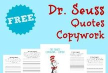 Homeschool: Dr Suess / by In All You Do