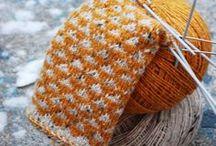 Knitting Needle Inspiration