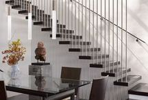   P   STAIRS WITH STYLE / by Patricia Gray   Interior Design Vancouver