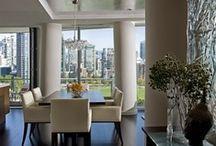   P   DINING  / by Patricia Gray   Interior Design Vancouver