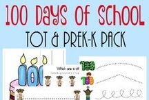 Homeschool: 100 Days of School Ideas