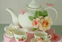 Tea Party / by Beryl Loveland