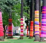 Best of Yarn Bombing / The very best of yarn bombing around the world. Knitters rule.