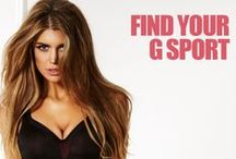 Gossard™ Sportswear / Is fashion important to you, even at the gym? Take a look at our new Gossard Sports bras!