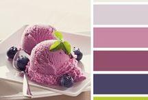 Color Palettes / by Laura Homich
