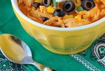 • easy {healthy} eats • / weeknight food • quick & easy • healthy • crock pot & slow cooker • #21dayfix / by laura elizabeth