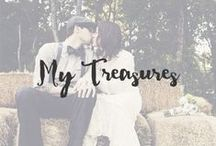My Treasures / I started posting the 'treasures' of my life while participating in Oh My Handmade's Treasure Hunt Challenge. Here is my collection. A little look into my life and what I love so much.