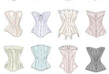 A Brief History of Lingerie / Travel back in time to find how lingerie has evolved over the years