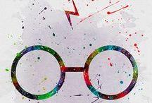 HARRY POTTER / Immagini da una potterhead accanita ♥♥♥♥