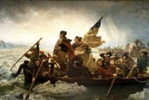 """George Washington & The War for Independence  / """"Nothing short of independence, it appears to me, can possibly do. A peace on other terms would..... be a peace of war."""" George Washington, Letter to John Banister, 1778 / by Maggie W."""
