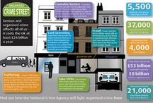 Infographics / Policy in pictures - find out more www.homeoffice.gov.uk/media-centre / by UK Home Office