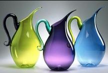 Glass & Glassware / Looking, drinking, decorative or just artistic