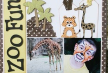 Scrapbook: Zoo, Sea World & Aquariums / by Peg Shannon-Drewes
