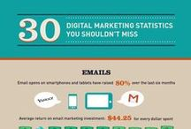 Marketing / Neat infographics for business