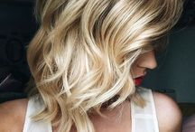 Hair Inspiration / Hair retouching reference.