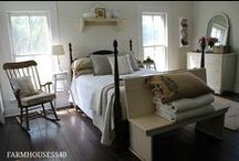 Home Inspirations: Bedrooms / by Mary