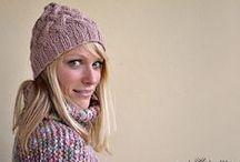 All Pearl Knitter Winter / Prendas tejidas a mano, diseñadas por nosotras.  Hand Knitted