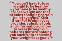 Kick Start For Weight Loss Testimonials / Testimonials about Kick Start For Weight Loss: 3 Massive Mistakes Professional Women Make That Keep Them Overweight, Exhausted and Stuck On The Diet Treadmill