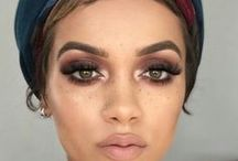 Makeup ~ HairStyle / be trendy