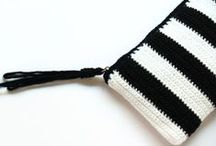 Bags Hand Knitted / Accesorios y complementos tejidos a mano