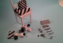 Knitter Home / Decoración en punto/crochet