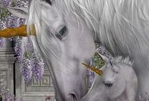 Licorne / by Shirley McLaughlin