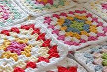 Ganchillo/Crochet/punto / Cosas hechas a ganchillo o punto