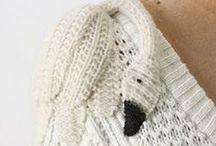 Knit Details / Detalles.