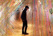 installation, sculpture...