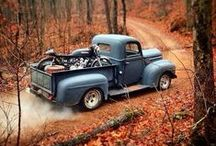 Pickup Trucks / by WP Kustoms