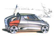 Car Sketches by Car Design Academy